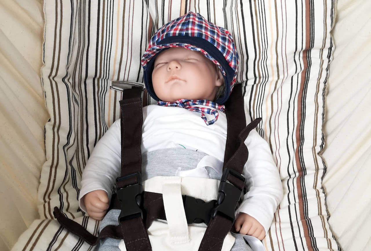 Kangoo MAXIplus auch für mobile Babys